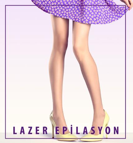 lazer epilasyon faydaları
